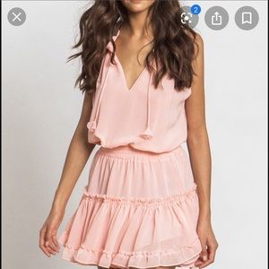 XS Misa Shirley dress